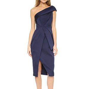 Keepsake Cold shoulder cocktail dress